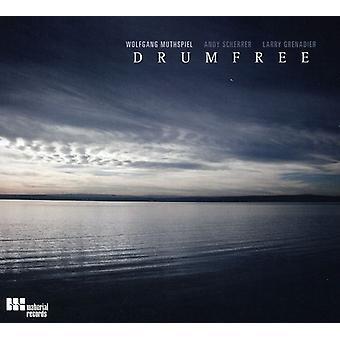 Muthspiel, Wolfgang/Andy Scherrer & Larry Grenadier - importation USA Drumfree [CD]