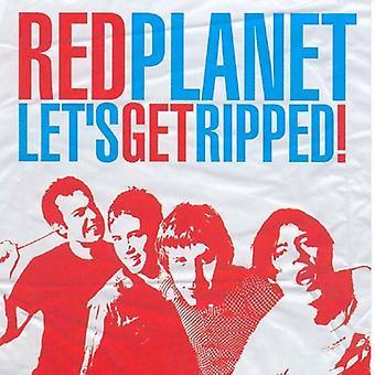 Rød Planet - Lad os få Ripped EP [CD] USA import