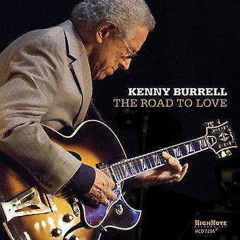 Kenny Burrell - vejen til kærlighed [CD] USA import