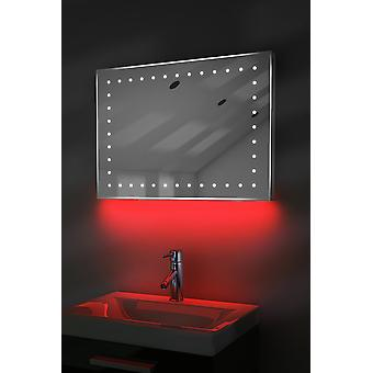 Ambient Shaver LED Bathroom Mirror With Demister Pad & Sensor K171