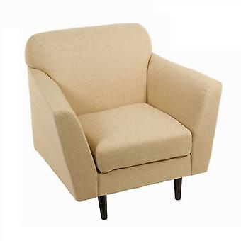 Bigbuy abbey beige armchair - Love Collection Sixty by Craften Wood