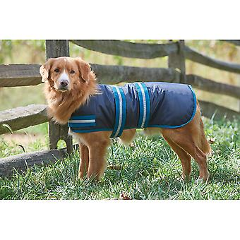 Dog Blanket Coat-Blue Extra Large 752437