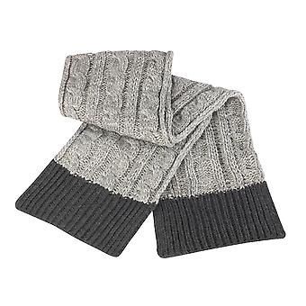 Result Unisex Winter Essentials Shades of Grey Scarf