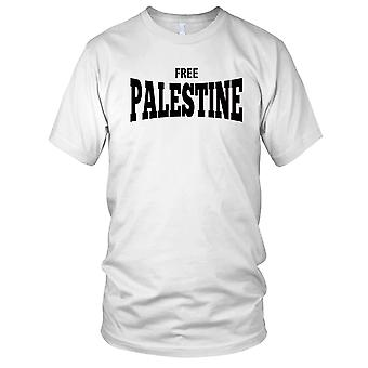 Vrij Palestina - Antiwar Gaza Mens T Shirt