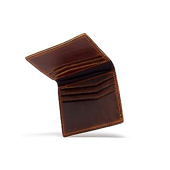 UNISYNK Wallet Leather Brown
