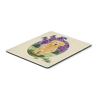 Carolines Treasures  SS8060MP Golden Retriever Mouse Pad / Hot Pad / Trivet
