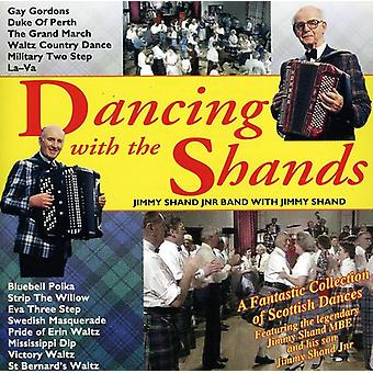 Sir Jimmy Shand - dans med Shands [CD] USA importen