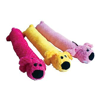 Happy Pet Supersoft Loofa Dog Toy