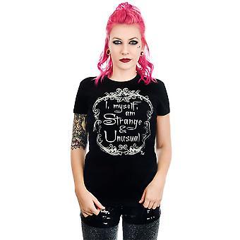 Mærkelige & usædvanlige kvinders Baby Doll Tshirt