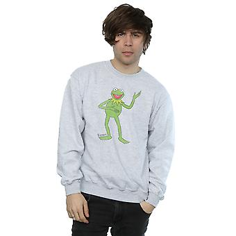 Muppets Men's Classic Kermit Sweatshirt