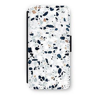 iPhone 8 Flip Case - Terrazzo N°1