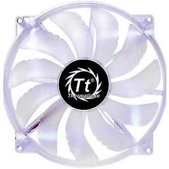 PC fan Thermaltake CL-F016-PL20BU-A Clear (W x H x D) 200 x 200