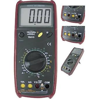 Testboy TB 313 Handheld multimeter Digital Calibrated to: Manufacturer's standards (no certificate) CAT III 600 V Displ