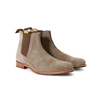 Grenson Declan Boot Grey