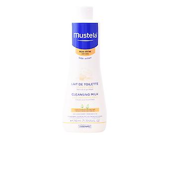 Mustela Bb Cleansing Milk Ps 750ml Unisex New Sealed Boxed