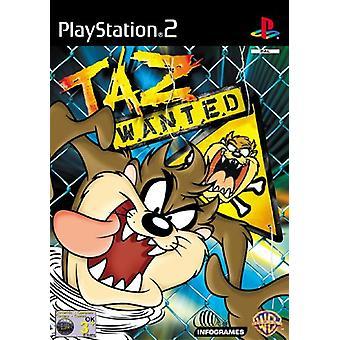 Taz ønskede (PS2)