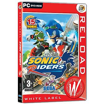 Sonic Riders (PC-DVD)