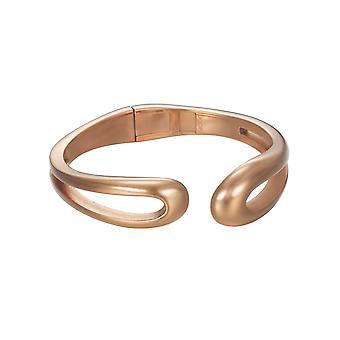 Joop women's bracelet stainless steel Rosé SILHOUETTE JPBA10087B600