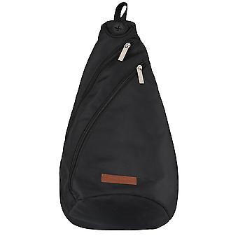 Bruno Banani путешествия аксессуары тело мешок день Pack плеча рюкзак черный 6909