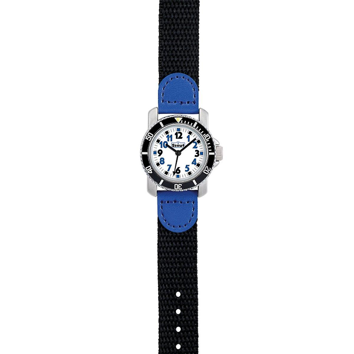 Scout child watch learning diver - blue young 280377002