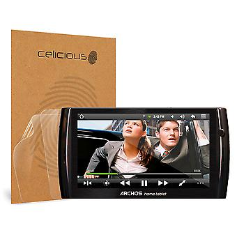 Celicious Vivid Invisible Screen Protector for Archos 7 Home Tablet [Pack of 2]