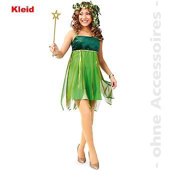 Fee Damenkostüm Wald Fee Elfe Damen Kostüm Elfenkostüm Waldelfe