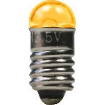 Dashboard bulb 24 V 0.96 W Base E5.5 Yellow 9090G BELI-BECO 1 pc(s)