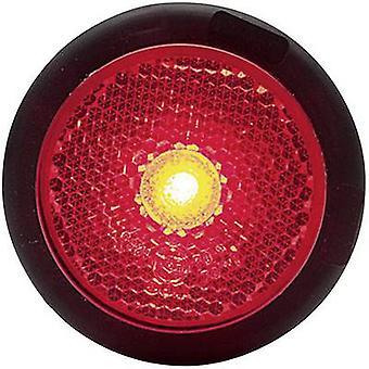 LEDs End outline marker Marker, Tail light, Reflector rear 12 V