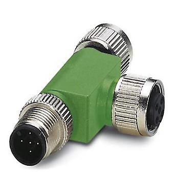 T distributor SAC-5P-M12T/2XM12 VP 1541186 Phoenix Contact