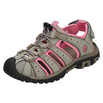 Junior Girls Hi-Tec Closed-Toe Sandals Shore JRG