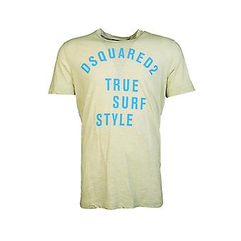 Dsquared Round Neck T Shirt S71GD0329 S21995-625