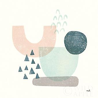 Happy Thoughts II Poster Print by Moira Hershey