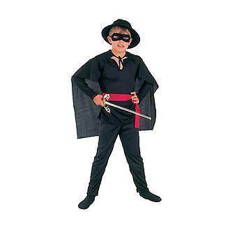 Bnov Zorro kostuum