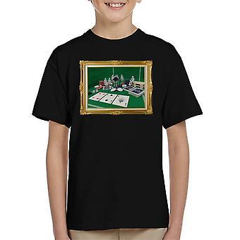 Ursprungliga Stormtrooper Poker Kid's T-Shirt
