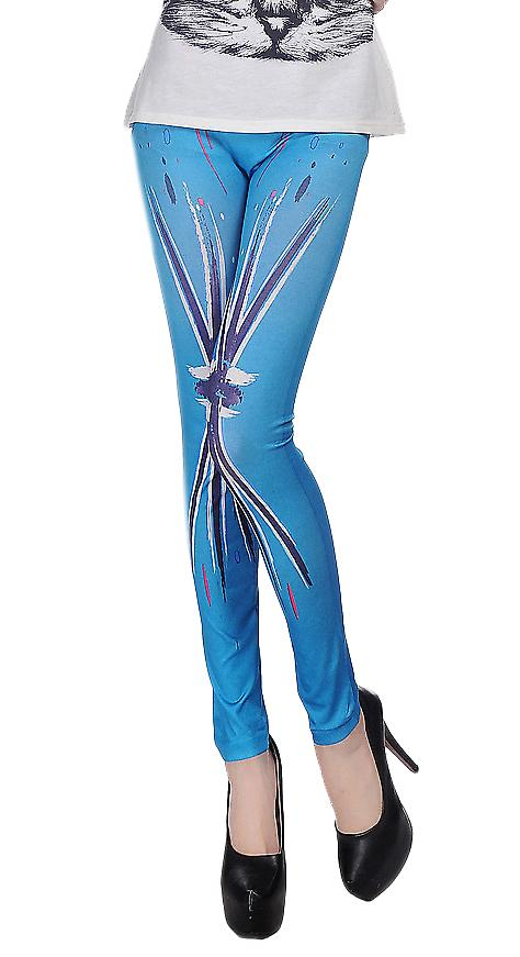 Waooh - Fashion - Leggings britische Flagge fantasy