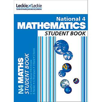 National 4 Mathematics Student Book by Craig Lowther - Ian MacAndie -