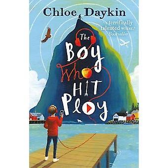 Drengen, der rammer spiller af drengen, der ramte Play - 9780571326785 bog