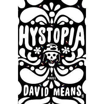 Hystopia (Main) ved David midler - 9780571330119 bog