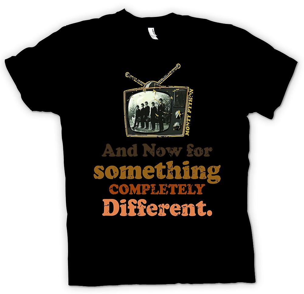 Womens T-shirt - And Now For Something Completely Different - Funny