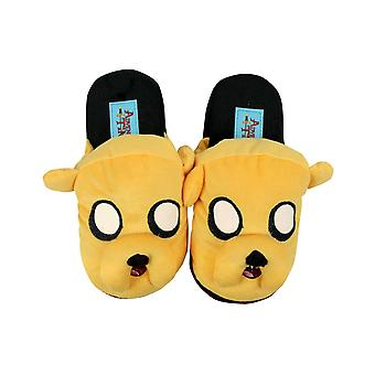 Adventure Time Jake Kids Slippers Multicoloured
