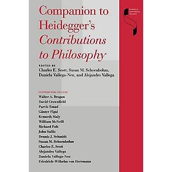 Companheiro para - contribuições para a filosofia - Heidegger por Charles E.