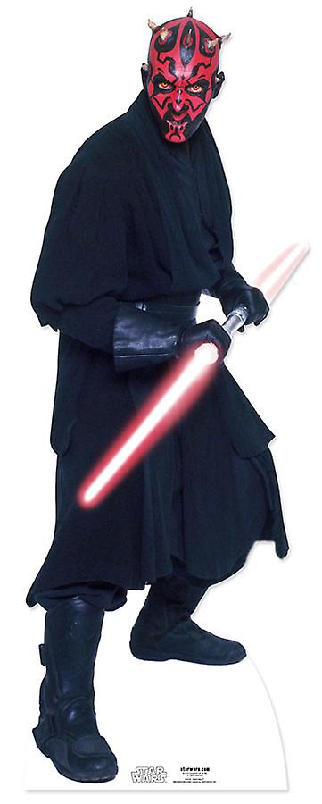 Darth Maul - Star Wars Lifesize Cardboard Cutout / Standee