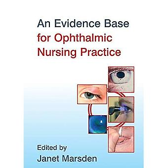 Eine Evidenzbasis für ophthalmologische Pflegepraxis (Wiley Series in der Krankenpflege)