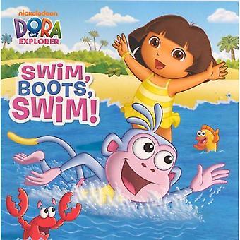 Schwimmen, Stiefel, Schwimmen! (Pictureback(r))