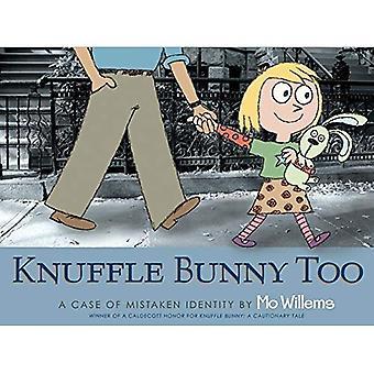 Knuffle Bunny te