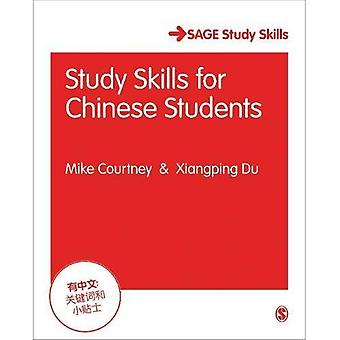 Study Skills for Chinese Students (Sage Study Skills Series)