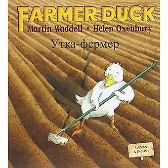 Farmer Duck - Bilingual Edition (in Russian & English languages)