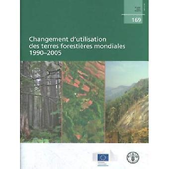 Global Forest landgebruik 1990-2005 (FAO bosbouw Papers)