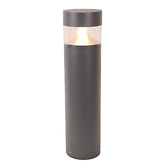 Finmotion staande lamp 65cm Rond LED - antraciet