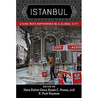 Istanbul: Vivre avec la différence d'une ville mondiale (New Directions in études internationales)